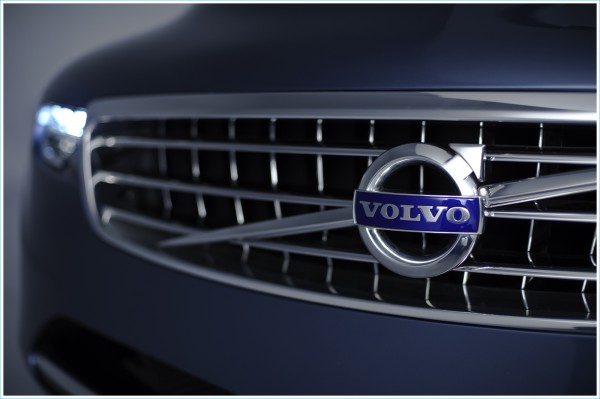 emblème Volvo