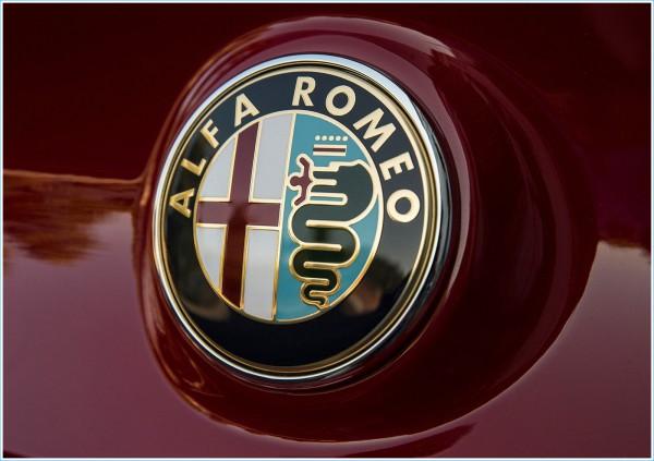l'emblème Alfa Romeo