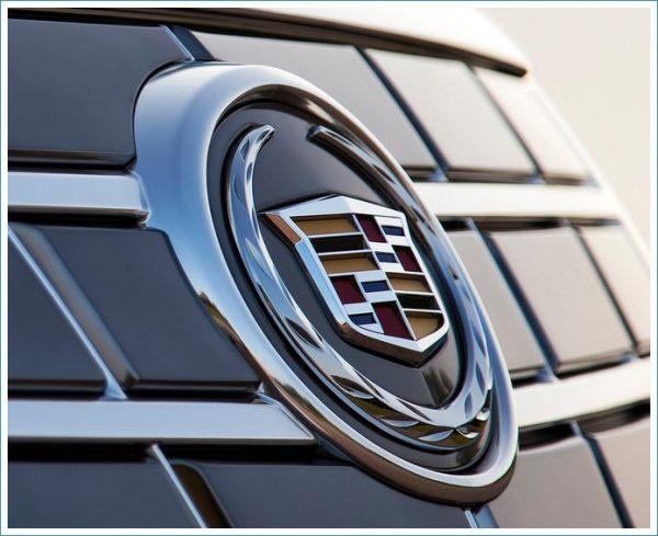 le logo Cadillac