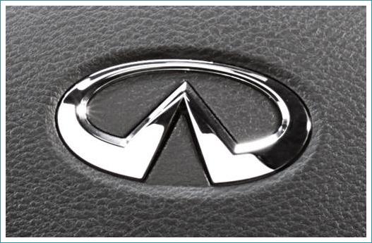 le logo de Infiniti