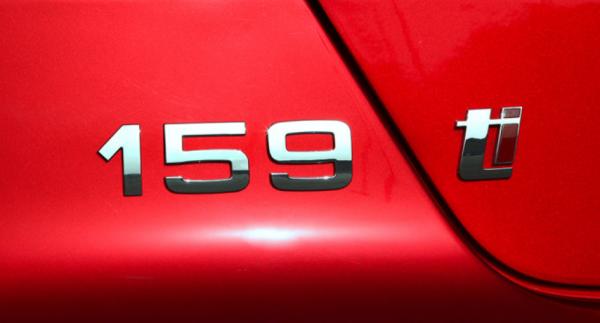 logo alfa romeo 159