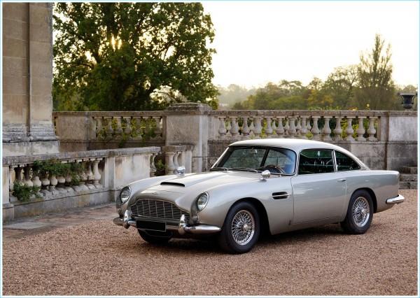 1963–1965 Aston Martin DB5