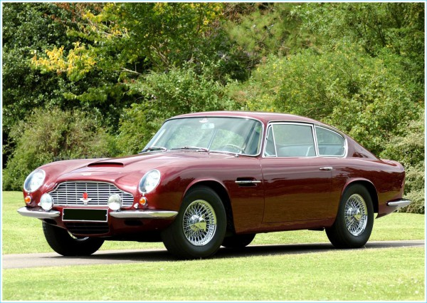 1964-1970 Aston Martin DB6