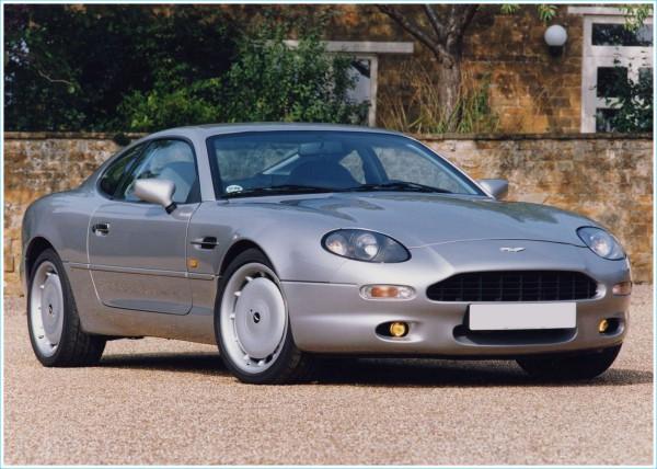 1994–2004 Aston Martin DB7