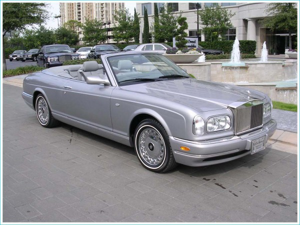 2000–2002 Rolls-Royce Corniche