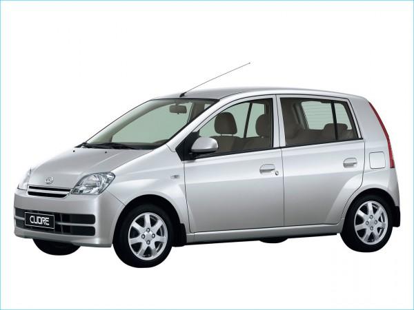 2003-2006 Daihatsu Cuore VI