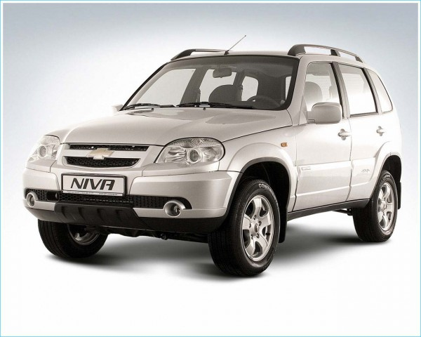 2009-... Chevrolet Niva