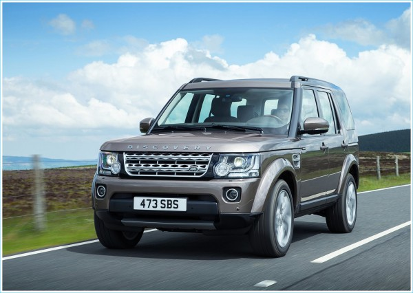 2009-... Land Rover Discovery