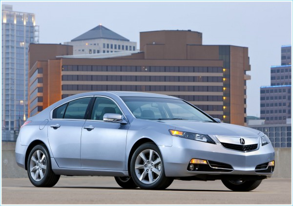 2011-... Acura TL