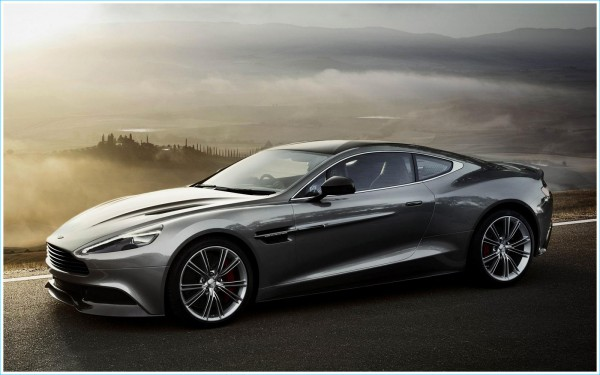 2012-... Aston Martin V12 Vanquish