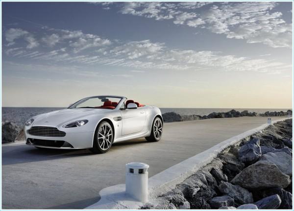 2012-... Aston Martin V8 Vantage