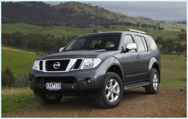 2012-... Nissan Pathfinder