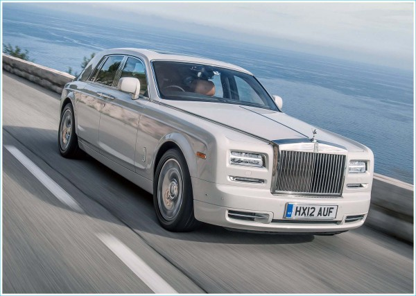 2012-... Rolls-Royce Phantom