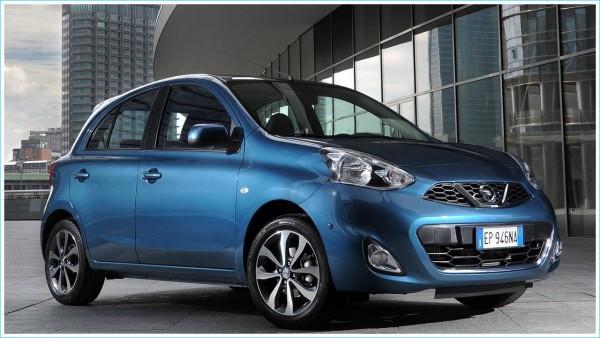 2013-... Nissan Micra