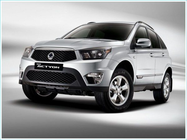 2013 SsangYong Actyon