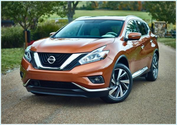 2014-... Nissan Murano