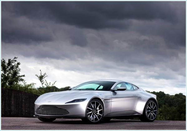 2015-... Aston Martin DB10