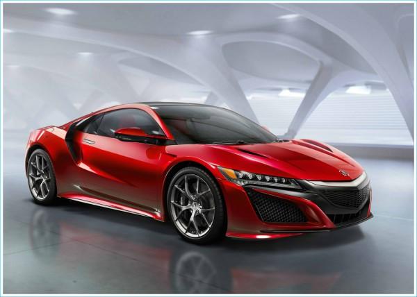 2015-... Acura NSX