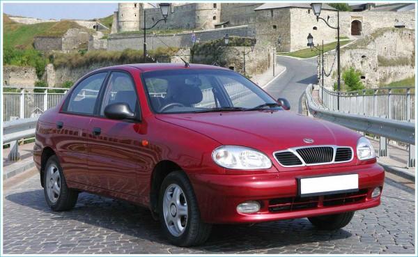 1997-... Daewoo Lanos