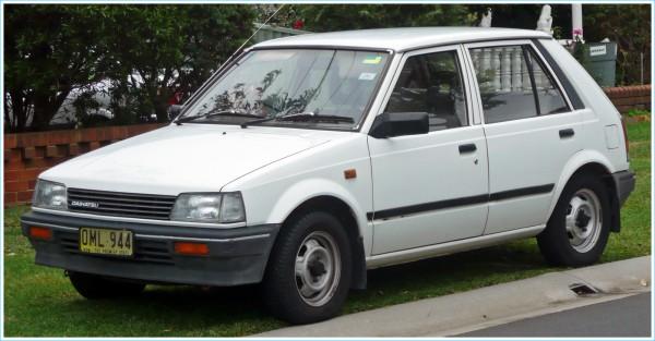 1993–2000 Daihatsu Charade IV