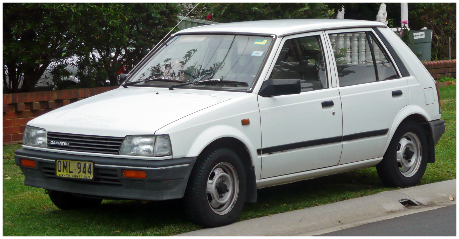 Mod U00e8le Populaire De Voiture Daihatsu