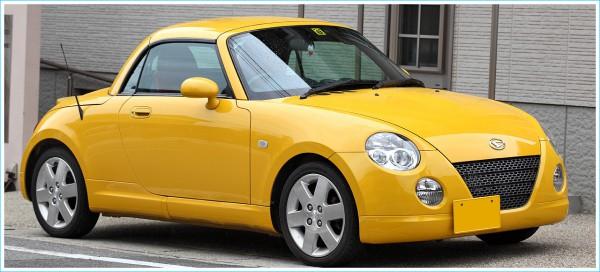 2003-... Daihatsu Copen
