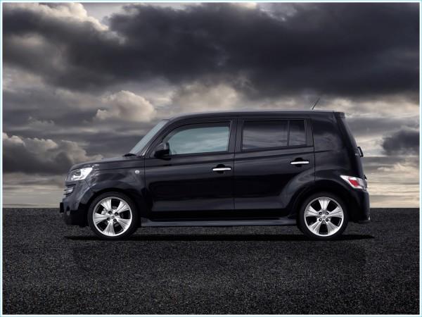 2008-2011 Daihatsu Materia