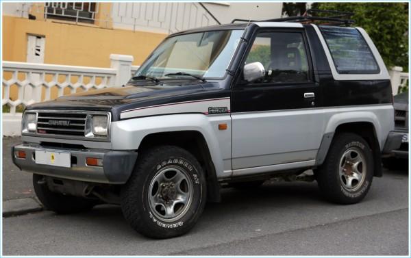 1987–1998 Daihatsu Rocky