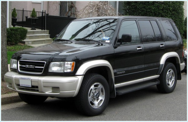1999-... Isuzu Trooper