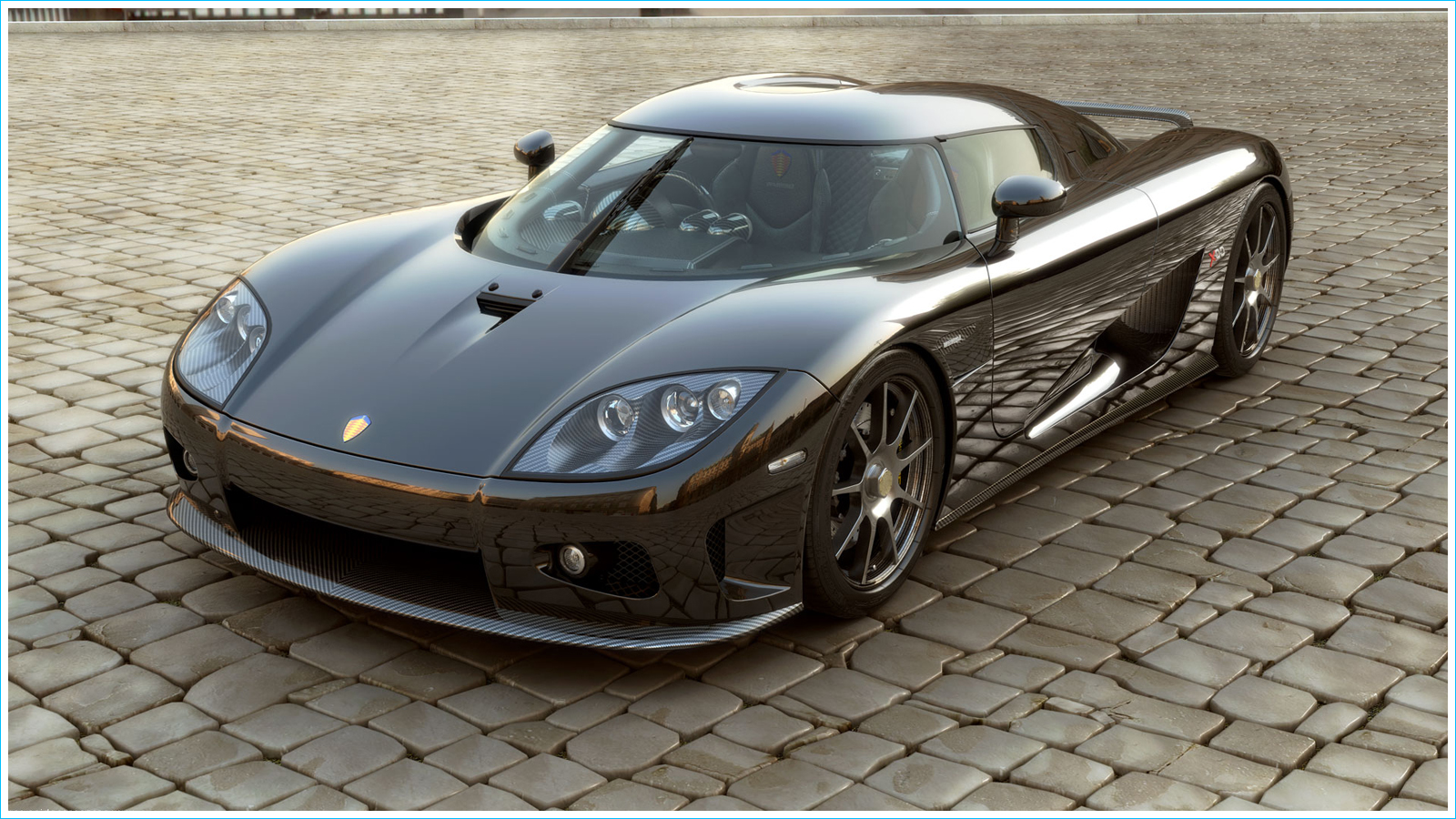 mod le populaire de voiture koenigsegg. Black Bedroom Furniture Sets. Home Design Ideas