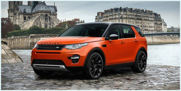 2014-... Land Rover Discovery Sport