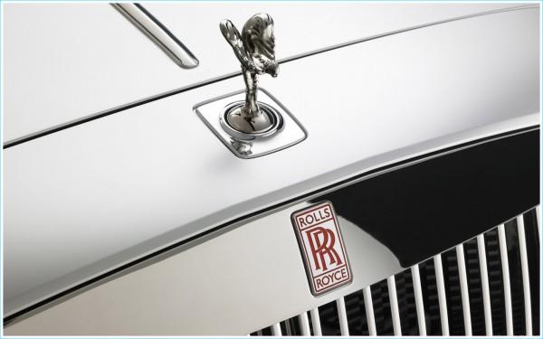 Le logo de Rolls-Royce
