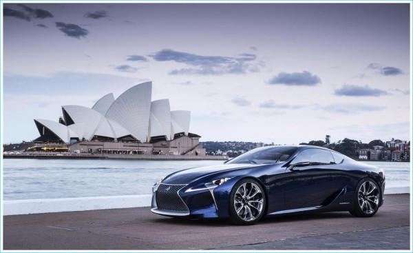 2016 Lexus Sc >> Marque voiture de luxe