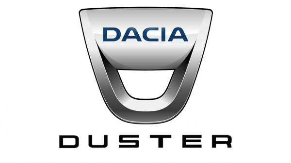 Logo Dacia Duster