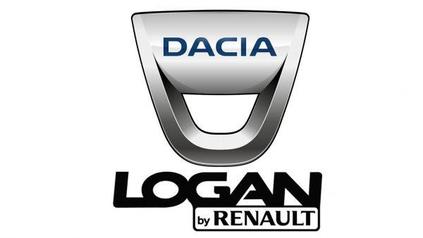 Logo Dacia Logan