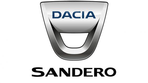Logo Dacia Sandero
