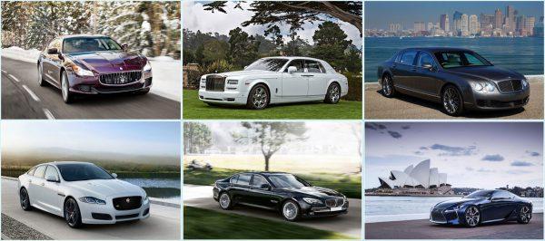 Marque voiture de luxe