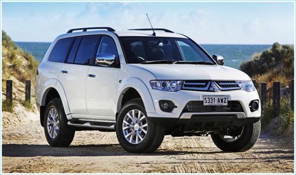2014-... Mitsubishi Pajero
