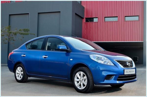 2012-... Nissan Almera