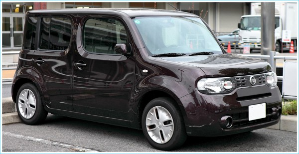 2009-... Nissan Cube