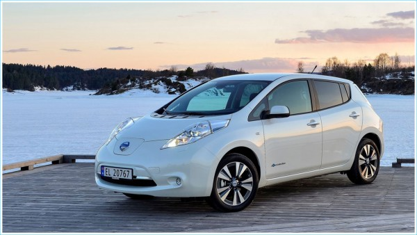 2009-... Nissan Leaf