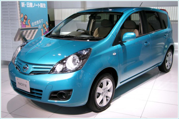 2013-... Nissan Note