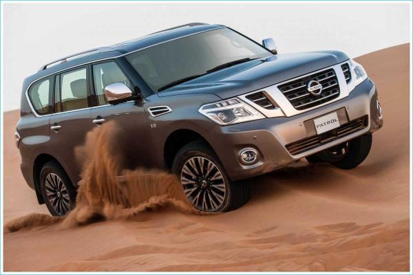 2011-... Nissan Patrol