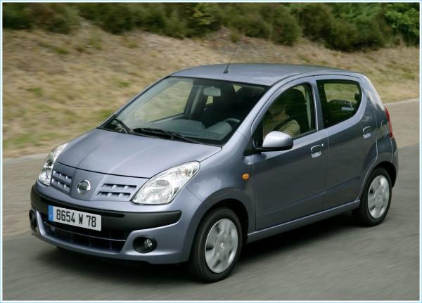 2009-... Nissan Pixo