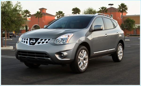 2007-... Nissan Rogue