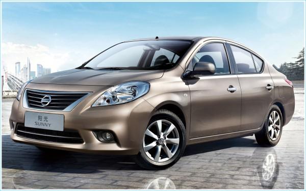 2012-... Nissan Sunny
