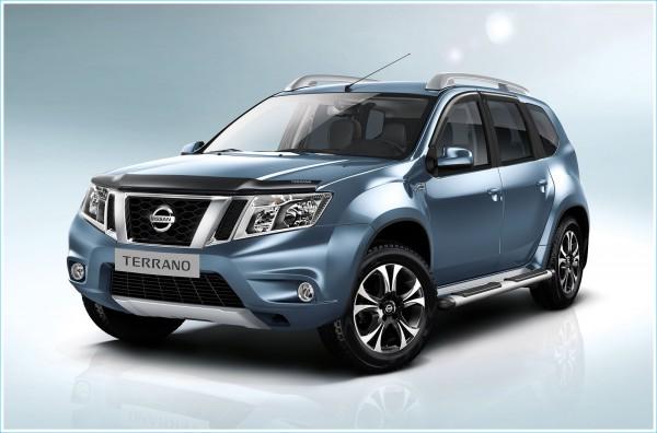 2013-... Nissan Terrano