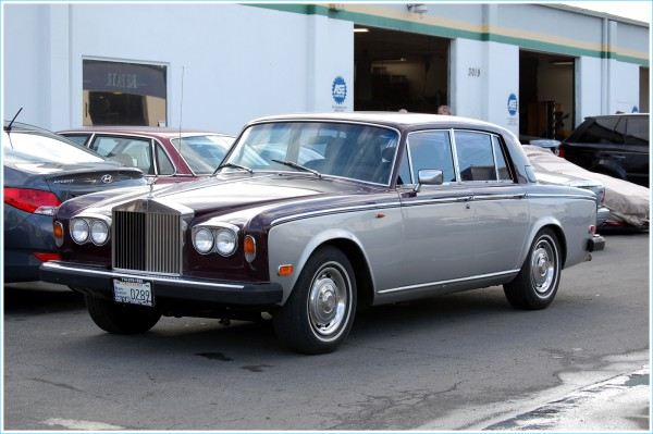 1965–1970 Rolls-Royce Silver Shadow
