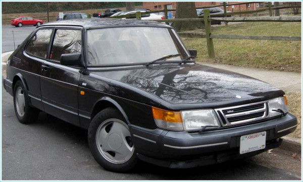 1993-1996 SAAB 900
