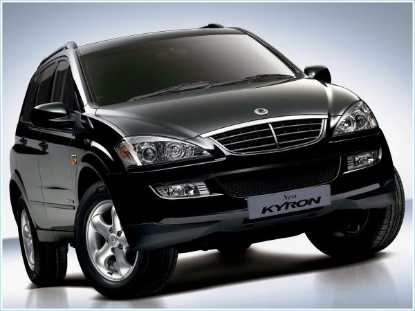 2007-... SsangYong Kyron